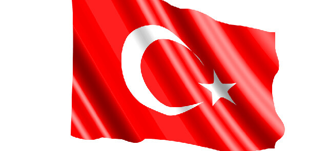 Turkish Flag featured pinterest