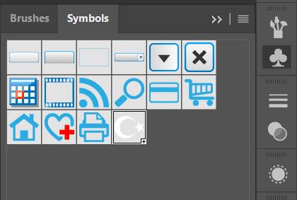 illustrator symbol palette