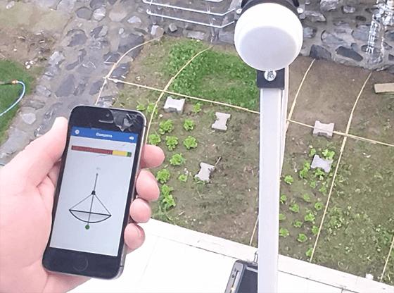 cep telefonuyla çanak anten ayarı nasıl yapılır