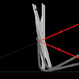 Çanak anten ofset ayarı