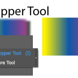 How to sample colors using  eyedropper tool outside of illustrator